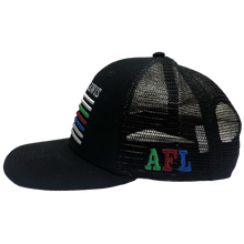 Load image into Gallery viewer, Aaron Lewis First Responders Black Ballcap
