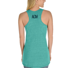 Load image into Gallery viewer, ACM Awards Snowy Heather Mint Tank