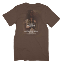 Load image into Gallery viewer, Aaron Goodvin Unisex Brown V Neck Tee