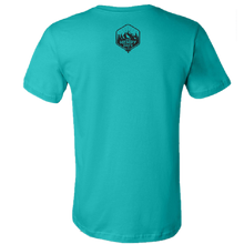 Load image into Gallery viewer, Socially Distant Lifestyle Teal Airstream Tee