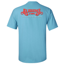 Load image into Gallery viewer, Alabama 1986 Sky Blue Tee
