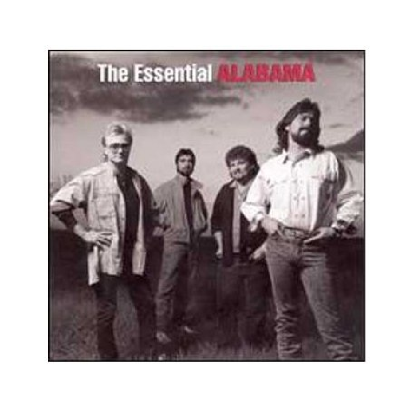 Alabama 2 CD set- The Essential