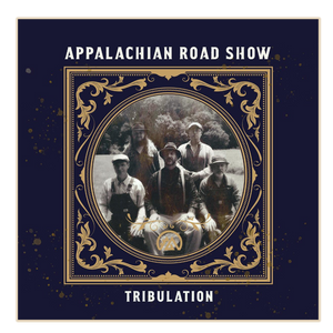 Appalachian Road Show Tee PLUS CD Bundle