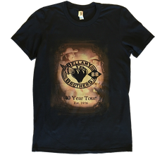 Load image into Gallery viewer, Bellamy Brothers 40 Year Tour Black Tee