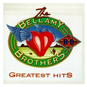 Bellamy Brothers CD- Greatest Hits