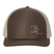 Load image into Gallery viewer, Brendyn Kyle Brown and Khaki Ballcap