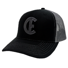 Load image into Gallery viewer, Charles Esten Black and Grey Ballcap