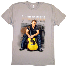 Load image into Gallery viewer, Charles Esten Light Grey Tee