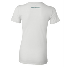Load image into Gallery viewer, Chris Lane Ladies White Tee- Take Back Home Girl