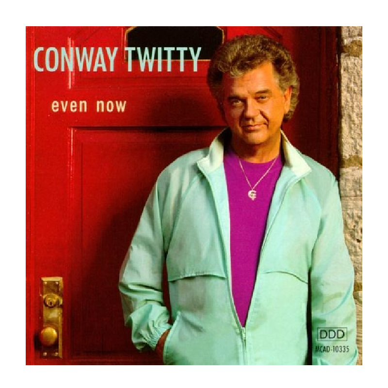 Conway Twitty CD- Even Now