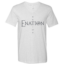 Load image into Gallery viewer, ENATION Nation V Neck Tee- (Assorted Colors)