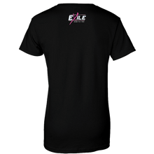 Load image into Gallery viewer, Exile Kiss You All Over Black Tee
