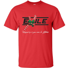 Load image into Gallery viewer, Exile Red Christmas Tee
