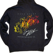 Load image into Gallery viewer, Gary Allan Heather Charcoal Hoodie