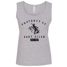 Load image into Gallery viewer, Gary Allan Ladies Heather Tank