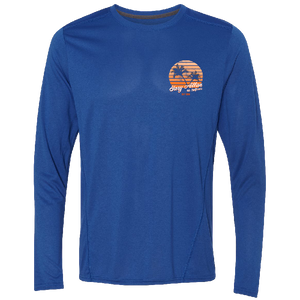 Gary Allan Long Sleeve Royal Performance Tee
