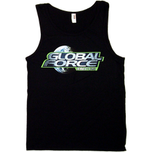 Load image into Gallery viewer, Global Force Wrestling Men's Black Tank Top