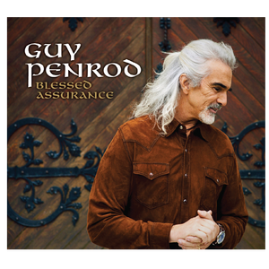 Guy Penrod CD- Blessed Assurance