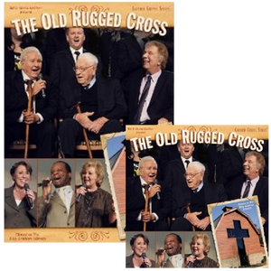 Gaither Band Old Rugged Cross DVD and CD Bundle