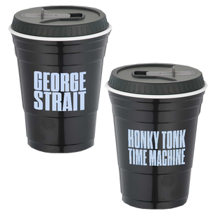 George Strait Game Day Cup