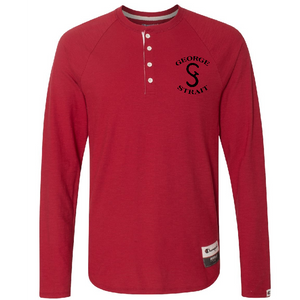 George Strait Red Henley