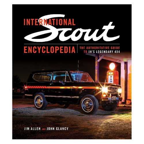 International Harvester Scout Encyclopedia Book