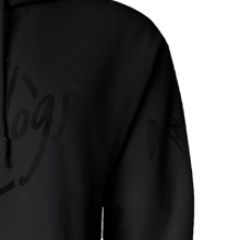 Load image into Gallery viewer, Jimmie Allen Underdogs Black Foil Pullover Hoodie
