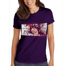 "Load image into Gallery viewer, Jo Dee Messina Ladies Purple ""Rant"" Tee"