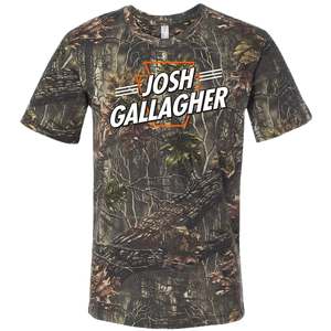Josh Gallagher Camo Tee