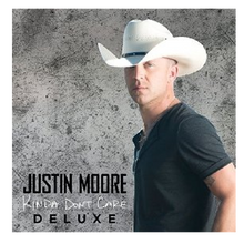 Load image into Gallery viewer, Justin Moore CD- Kinda Don't Care DELUXE