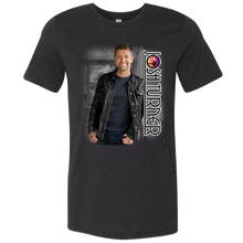 Load image into Gallery viewer, Josh Turner 2020 Black heather Tour Tee
