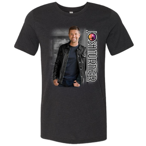 Josh Turner 2020 Black heather Tour Tee