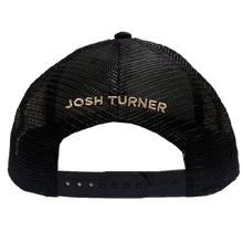 Load image into Gallery viewer, Josh Turner Camo Flag Black Ballcap