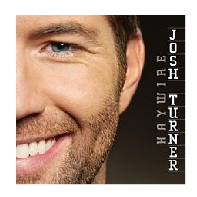 Josh Turner CD- Haywire