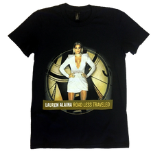 Load image into Gallery viewer, Lauren Alaina Unisex Black Album Tee