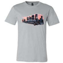 Load image into Gallery viewer, Lonestar Silver Bus Tour Tee