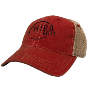 Mira Goto SIGNED EP and Choice of Ballcap