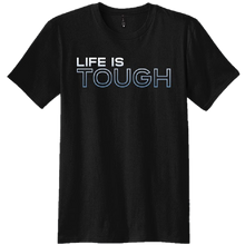 Load image into Gallery viewer, Matt Kennon Unisex Life Is Tough Black Tee