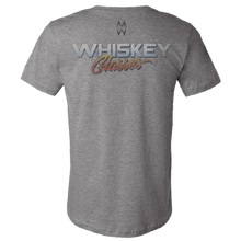 Load image into Gallery viewer, Morgan Wallen Deep Heather Whiskey Glasses Tee