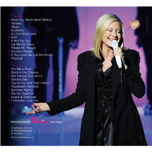 Load image into Gallery viewer, Olivia Newton-John CD- Live in Vegas
