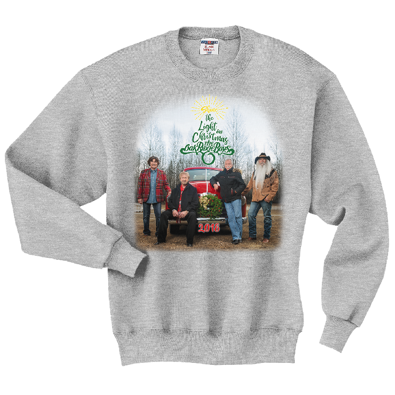 Oak Ridge Boys Christmas Sweatshirt