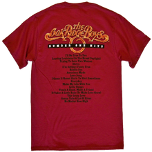 Load image into Gallery viewer, Oak Ridge Boys Cardinal Tee