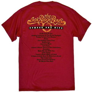 Oak Ridge Boys Cardinal Tee
