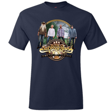 Load image into Gallery viewer, Oak Ridge Boys Navy Photo Tee