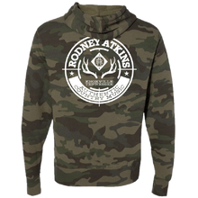 Load image into Gallery viewer, Rodney Atkins Forest Camo Pullover Hoodie