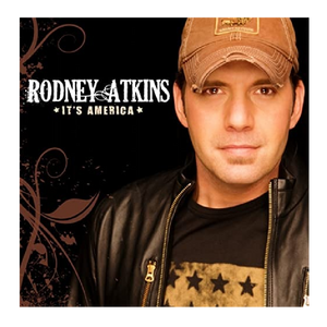 Rodney Atkins SIGNED CD- It's America