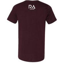 Load image into Gallery viewer, Rodney Atkins Oxblood Black Logo Tee