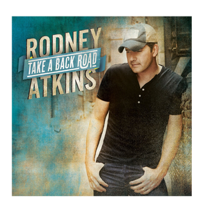 Rodney Atkins SIGNED CD- Take A Back Road
