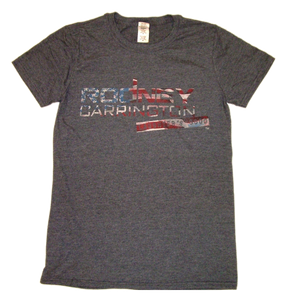 Rodney Carrington Heather Navy Tee