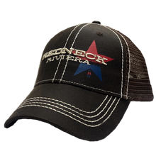 Load image into Gallery viewer, Redneck Riviera Brown Oil Cloth Ballcap